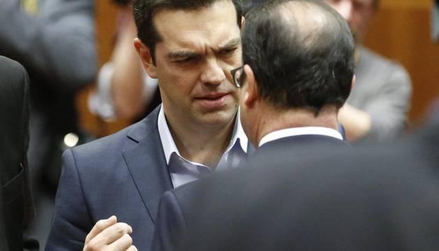 Grecia y el Eurogrupo acuerdan iniciar conversaciones técnicas con la troika