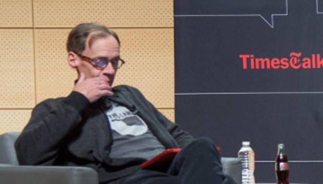 El columnista David Carr