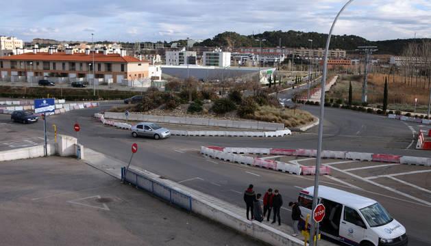 La mejora del acceso a Tudela desde Corella se iniciará tras años de retrasos