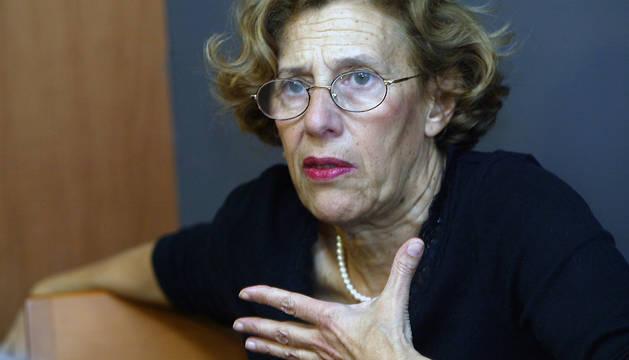 Manuela Carmena, en una imagen de 2003