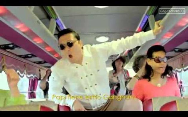 'Gangnam Style'