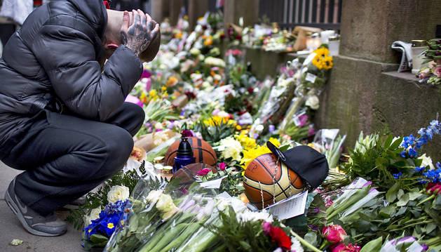 El atacante de Copenhague colgó un vídeo y proclamas yihadistas