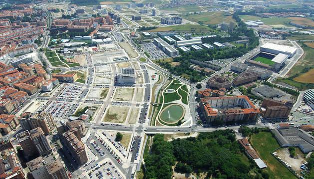 Osasuna y Gobierno cierran la tasación del patrimonio en 43 millones de euros
