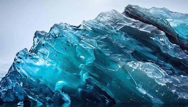El iceberg Alley.