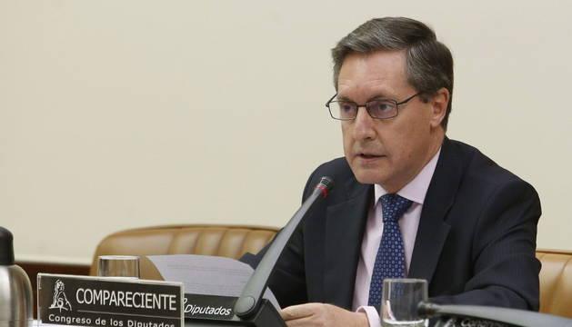El director general de la Agencia Tributaria, Santiago Menéndez
