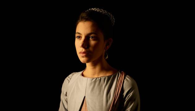 Natalia Huarte es la infanta María en el montaje de la CNTC 'Enrique VIII y la cisma de Inglaterra'