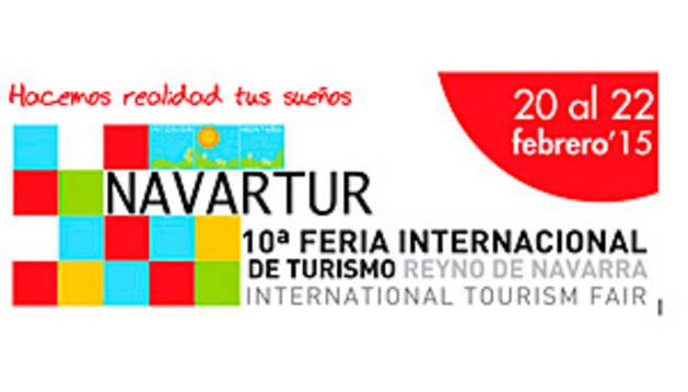 Cartel promocional de Navartur