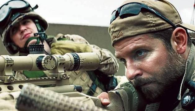 'El Francotirador', de Clint Eastwood