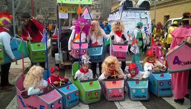Tudela premia a los mejores disfraces del Carnaval