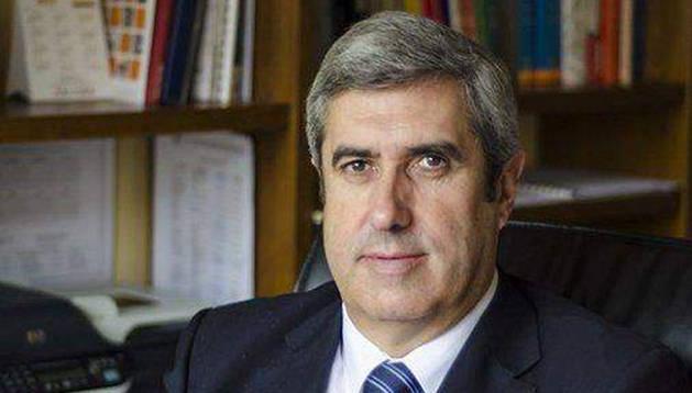 Miguel Iriberri, presidente del Consejo General de Colegios Oficiales de Ingenieros Industriales de España