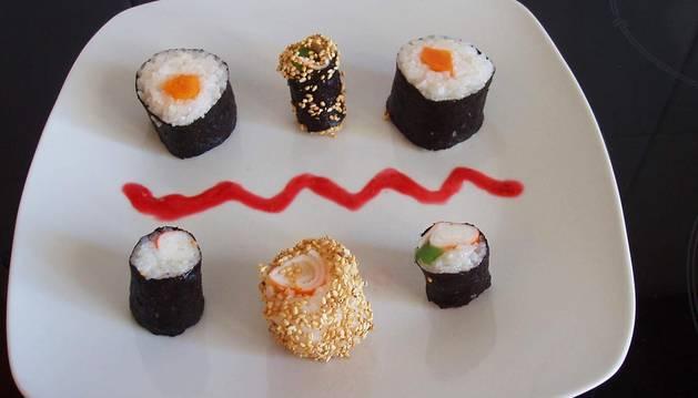 El sushi se convierte en la nueva 'dieta milagro'