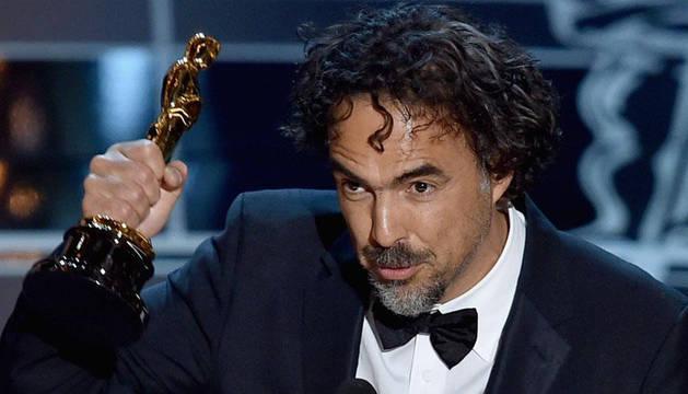 'Birdman', mejor película y reina de la noche con cuatro premios