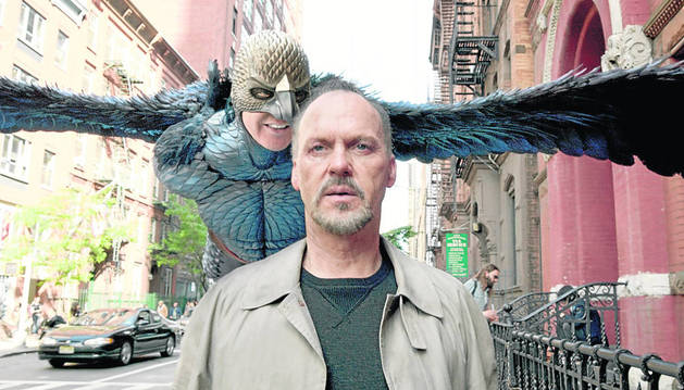 Fotograma de 'Birdman'