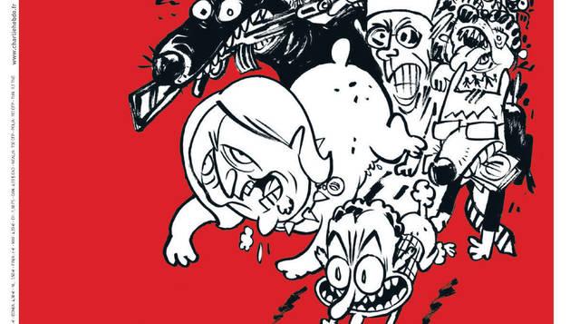 Portada del nuevo número de 'Charlie Hebdo'