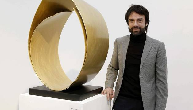 David Rodríguez, el escultor navarro que triunfa desde Nueva York