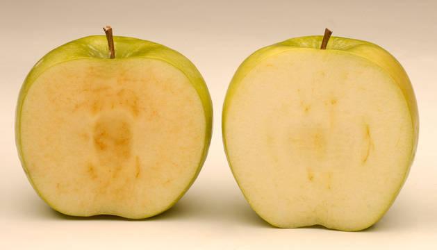 Estas manzanas llevarán una etiqueta 'Artic' para diferenciarlas