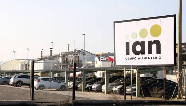Planta de IAN en Villafranca