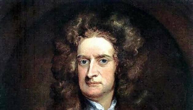 Newton era un impostor, según un científico indio