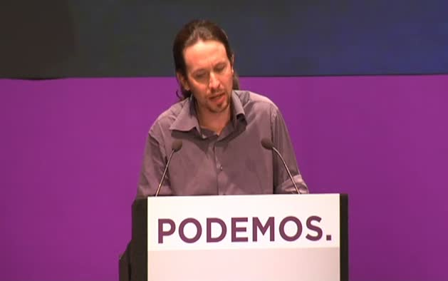 Pablo Iglesias reta a Rajoy a debatir