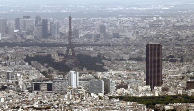 Vuelven a avistar drones en el cielo de París