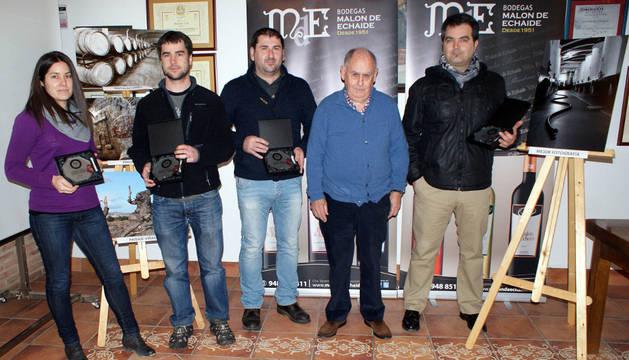 Jiménez gana el Malón de Echaide de fotografía