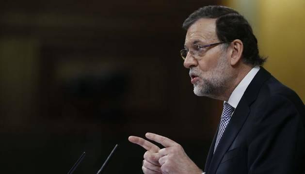 Rajoy cree que Navarra