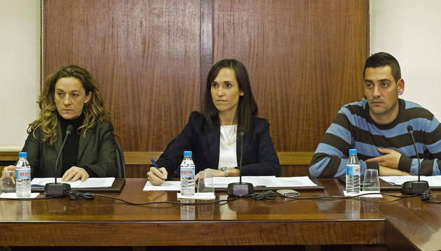 La concejal de Urbanismo en Estella, María Echávarri.
