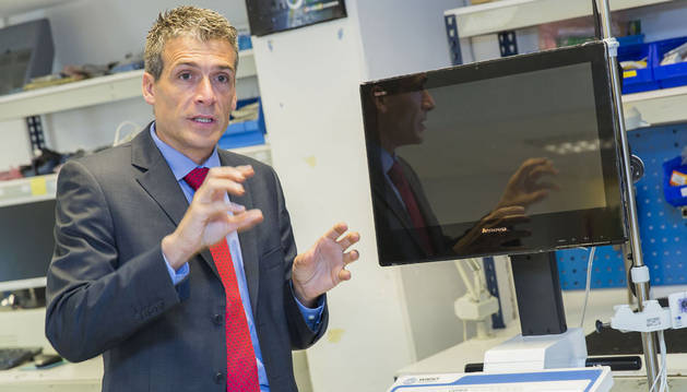 Luis Collantes, CEO de Albyn Medical