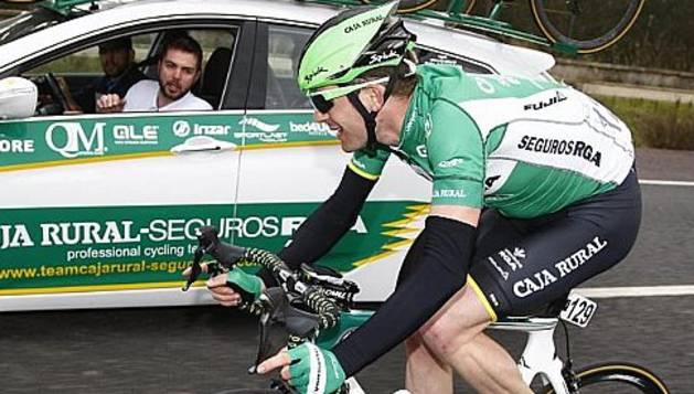 Barbero espera competir en tres semanas y Bilbao, en el País Vasco