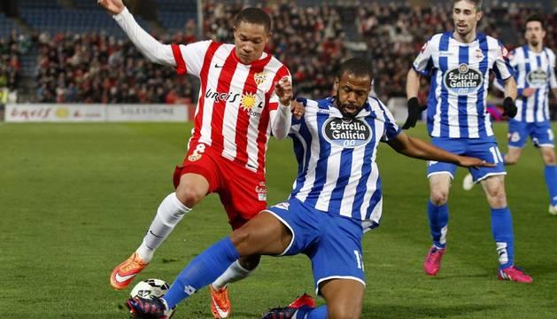 Almería-Deportivo