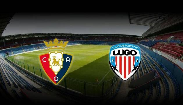 Osasuna-Lugo