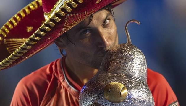 David Ferrer se apunta su cuarto título en Acapulco