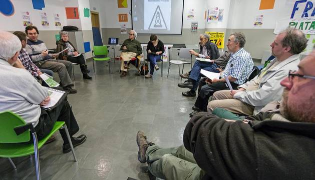 La Plataforma Antifracking exige prohibir esta técnica en Navarra
