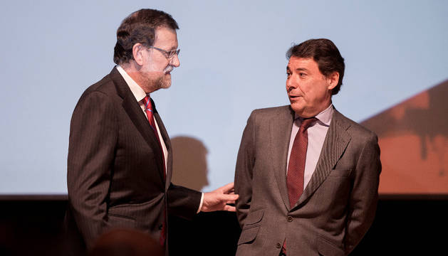 Rajoy intenta sacudirse la sombra de la corrupción en Madrid