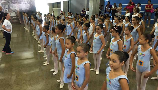 Ballet Paraisópolis.