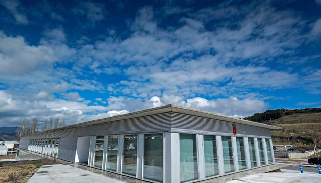 Perspectiva del edificio, diseñado por el equipo de MRM.