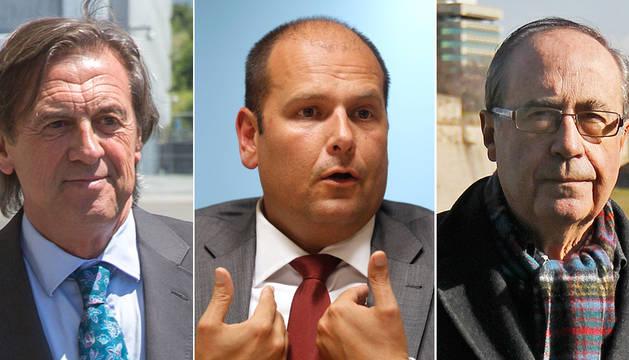 Archanco, Peralta y Vizcay.