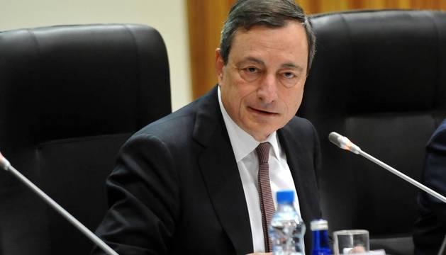 El BCE comenzará a comprar bonos el próximo 9 de marzo