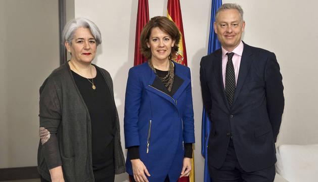 El Reino Unido se interesa por las energías renovables en Navarra