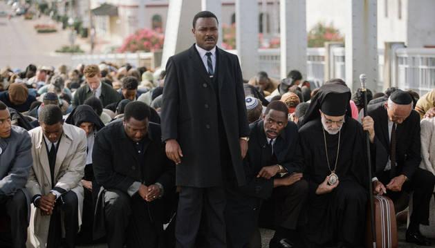 Una escena de 'Selma'.