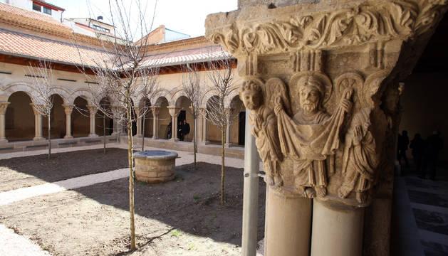 Tudela recuperará la Puerta del Juicio con una restauración que acabará a final de 2016