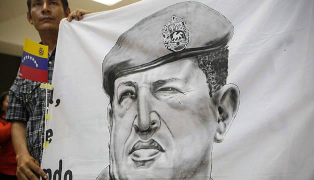 Los homenajes al líder venezolano se extendieron por toda América latina.