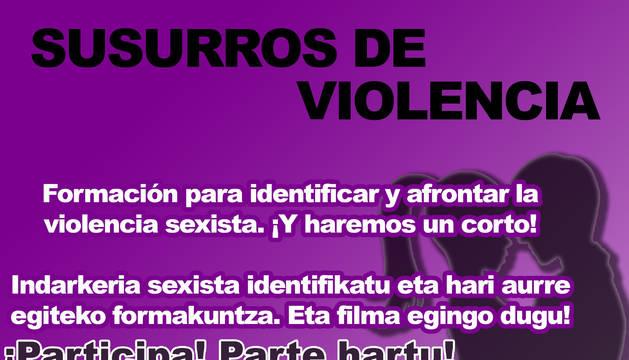 Charla para mujeres sobre violencia sexista en la Casa de la Juventud