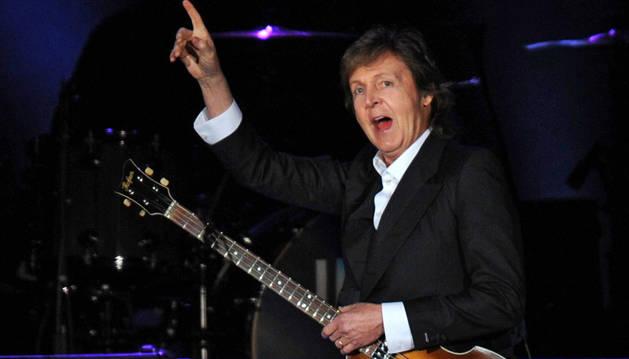 McCartney colabora con el supergrupo de Depp, Cooper y Perry