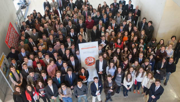 Participantes en FORUN 2015.
