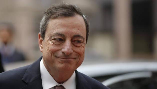 El BCE comienza a comprar grandes cantidades de deuda pública europea