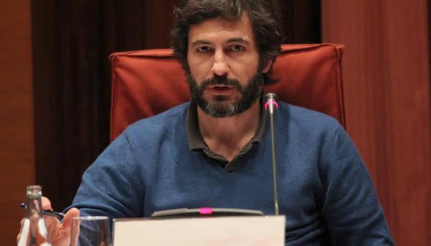 Oleguer Pujol Ferrusola, hijo del expresidente de catalán Jordi Pujol