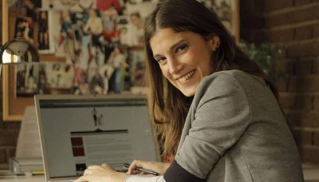 La bloguera navarra Belén Canalejo.