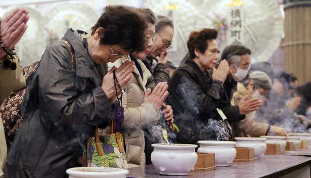 Tokio recuerda el bombardeo más mortífero de la historia