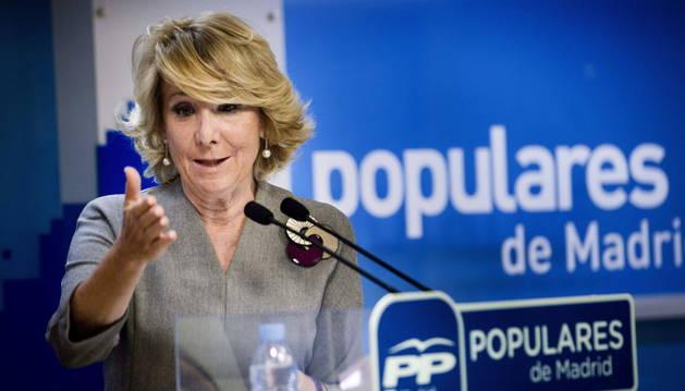 Aguirre amaga con no ceder el mando si pierde las elecciones